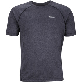 Marmot Accelerate SS Shirt Men black heather